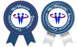 updated netweaving badges bob littell